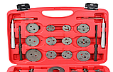 Набор ручных сепараторов тормозных колодок 35 предметов GEKO G02542, фото 6
