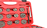 Набор ручных сепараторов тормозных колодок 35 предметов GEKO G02542, фото 3