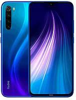 "Смартфон Xiaomi Redmi Note 8 4/128GB Dual Sim Neptune Blue EU_; 6.3"" (2340х1080) IPS / Qualcomm Snapdragon 665 / ОЗУ 4 ГБ / 128 ГБ встроенной +"