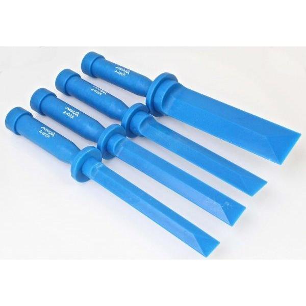 Набір скребків (пластик) 4 од. ASTA A-4SCR