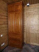 Шкаф из массива дуба., фото 1