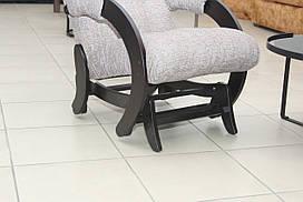Кресло глайдер с маятниковым механизмом