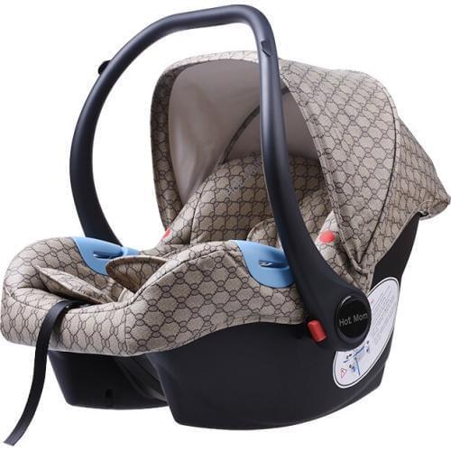 Детское Автокресло 0+ Автолюлька Hot Mom Gucci CAR SEAT для коляски HOT MOM