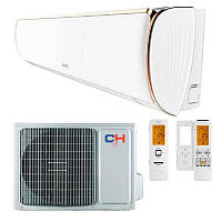CH-S09FTXDG Daytona White with Gold Inverter with WIFI (до -22С) +
