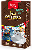 Кава мелена Coffesso Classico Italiano Vacuum Ground 220 г