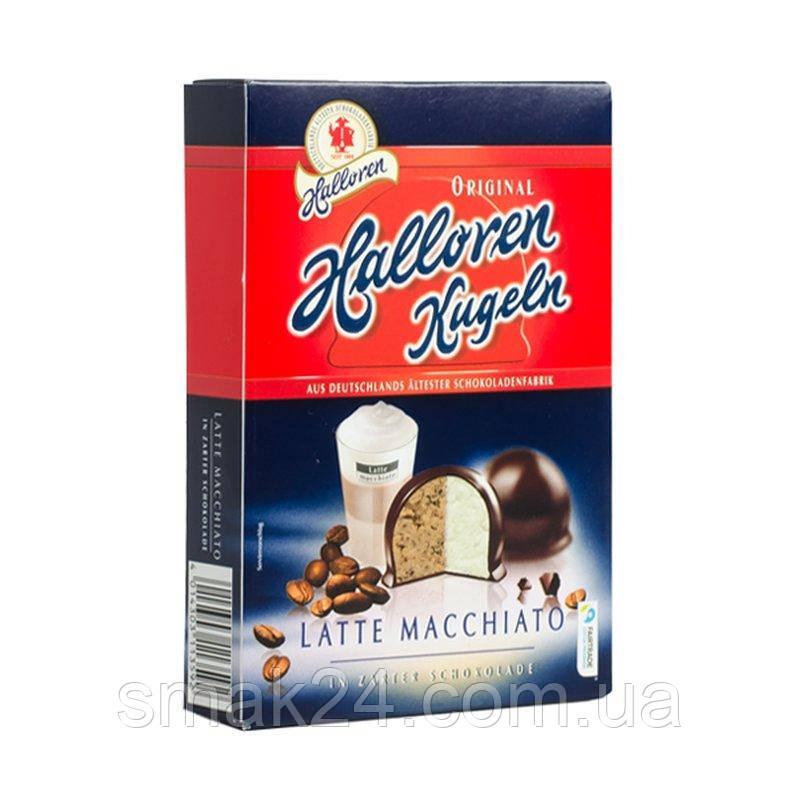 Конфеты Latte Macchiato Halloren Kugeln 125г Германия