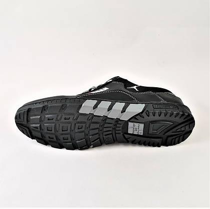 Кросівки JORDAN Чоловічі Чорні Шкіряні Мокасини (розміри: 41,44) Відео Огляд, фото 2