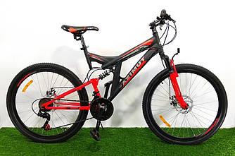 """Велосипед Azimut Power 24"""" GD рама 17"""