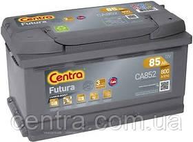 Автомобільний акумулятор Centra 6СТ-85 FUTURA (CA852)