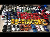 Машинки металлические Автопром...