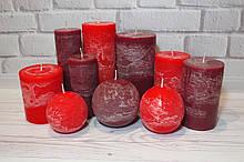 Свічки.Набор свечей. Свечи парафиновые декоративные.