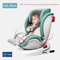 Детское автокресло Hot Mom CAR SEAT с ISOFIX   0+,1,2,3 (0-36кг)