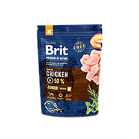 Корм Brit Premium by Nature Junior М Брит Преміум юніор дог М для собак 15 кг
