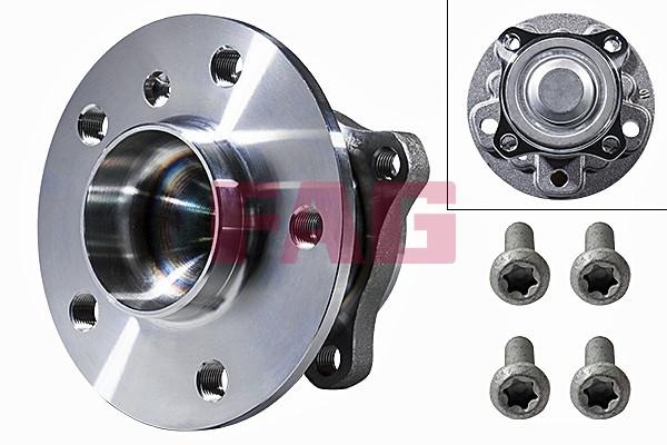 Подшипники передней ступицы BMW I3 (I01) 0.6H/Electric 08.13- FAG 713 6496 50
