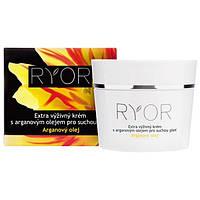 Ryor Экстрапитательный крем с аргановым маслом для сухой кожи 50 мл