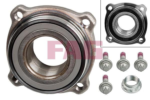 Подшипники задней ступицы BMW X1 (E84) 1.6-3.0 10.09-06.15 FAG 713 6494 80