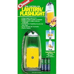 Лампа/ліхтар світлодіодний Coghlan's Lantern/Flashlight