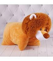 Мягкая игрушка Подушка складушка Лев 00630