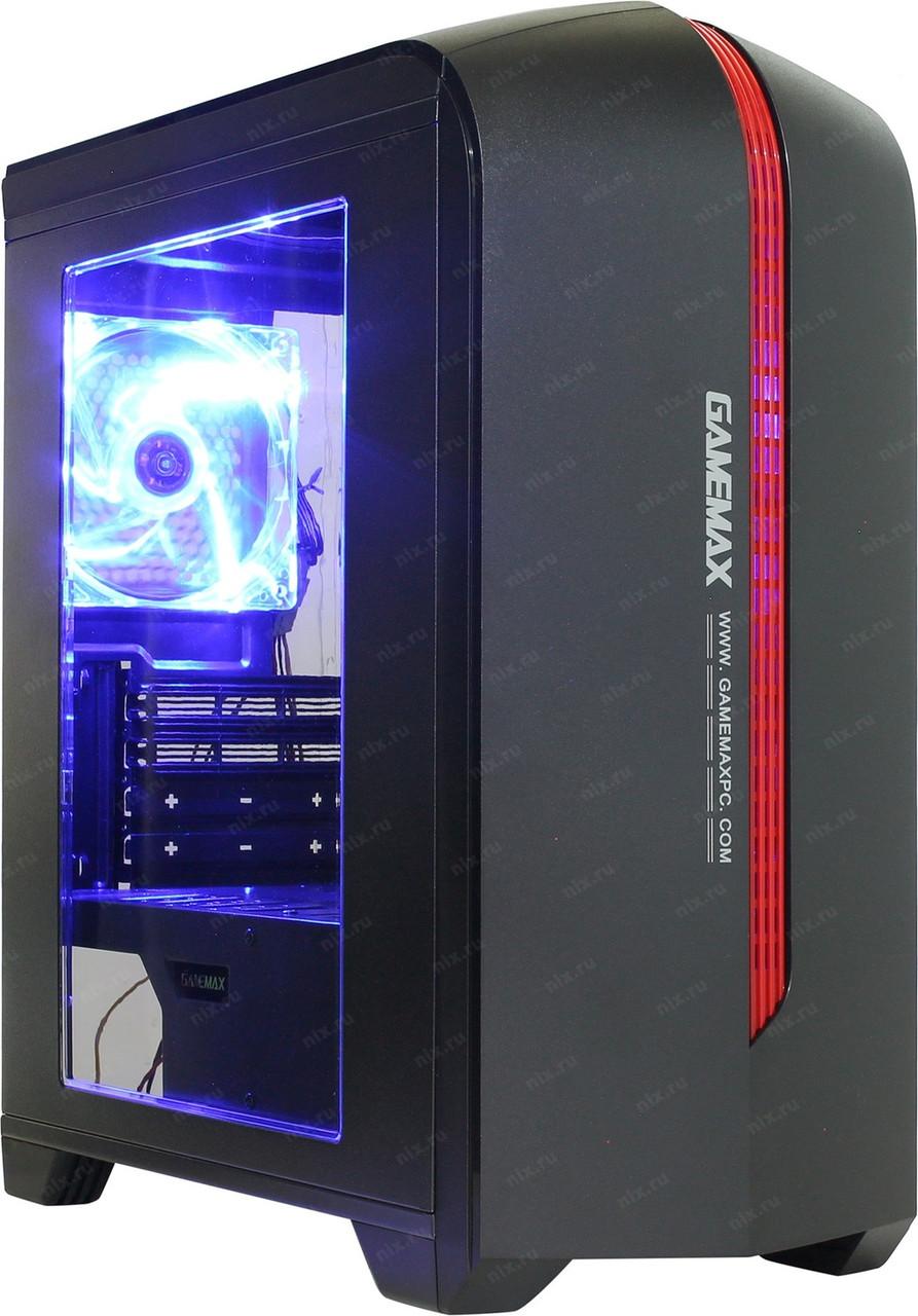 Игровой компьютер 8-ядер < Джедай > 3.3/16/SSD-480/GF 1050 ti 4Gb `
