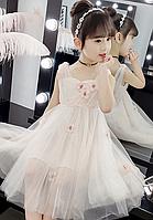 Плаття на літо для дівчинки, миле та нарядне / Платья для девочек летом, юбки принцессы, супер сказочные юбки