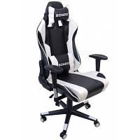 Кресло геймерское Bonro 2011-А White, фото 1