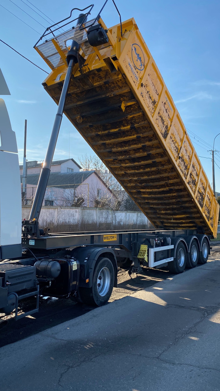 Гидравлики на тягач для коробки передач ZF MAN