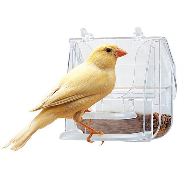 Миски, кормушки, поилки для птиц
