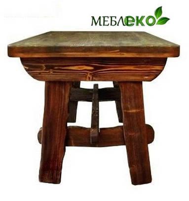 Столы деревянные от производителя, Стол  Под Старину