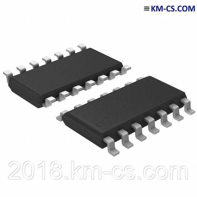 ИС логики 74HC00D (NXP Semiconductors)