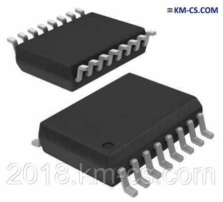 ІВ логіки 74HC4052D (NXP Semiconductors)