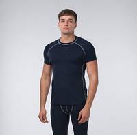 Термофутболка мужская 2 цвета, 30% шерсти, фото 1