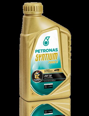 Моторное масло Petronas Syntium 7000 0W-40 (1L)