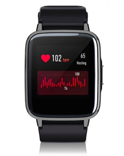 Смарт-часы Youpin Haylou LS01 Smart Watch (Black)