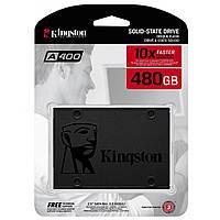 "Накопитель SSD 2.5"" 480GB Kingston A400 SA400S37/480G (SATAIII)"