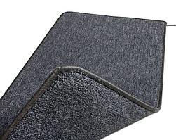 Теплый ковер 53 x 143 cм, серый, инфракрасного излучения