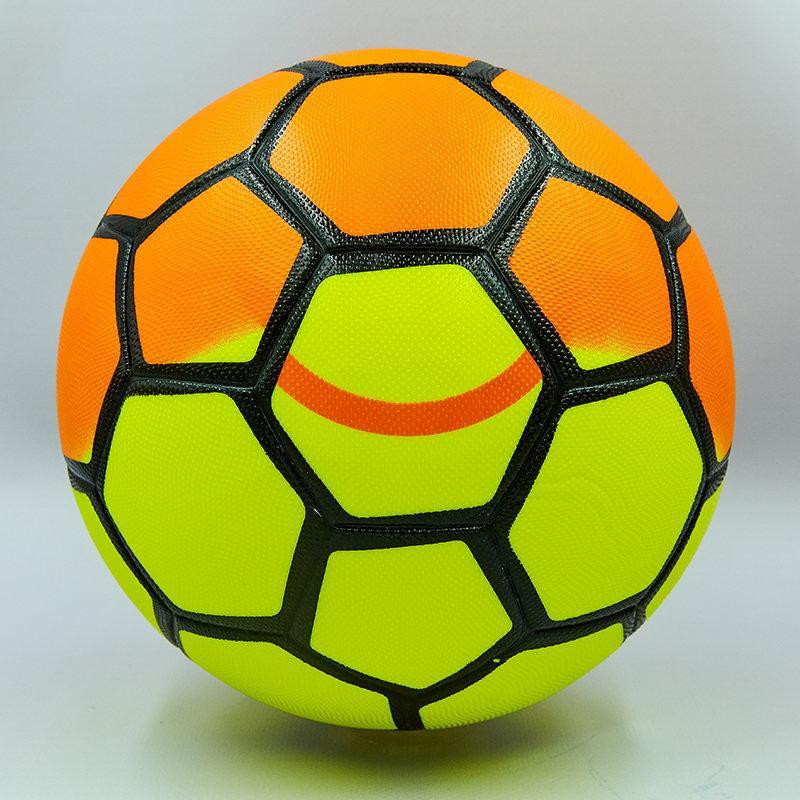 Мяч футбольный №5 PVC ламин.