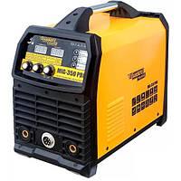 Зварювальний напівавтомат 3в1 350А Kaiser MIG-350 PRO (95331)