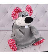 Мягкая игрушка Рюкзак Мышка 00534