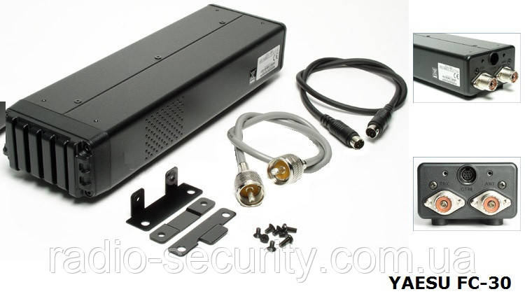 Антенний тюнер YAESU FC-30