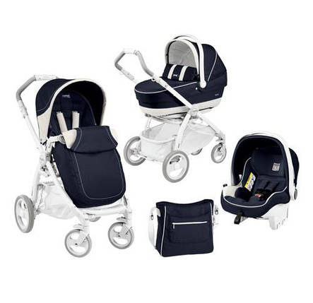 Купить коляску Peg Perego BOOK PURE XL MODULAR 2015, фото 2