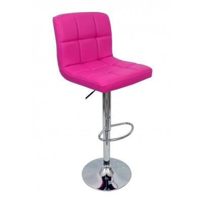 Барный стул хокер Bonro 628 Pink