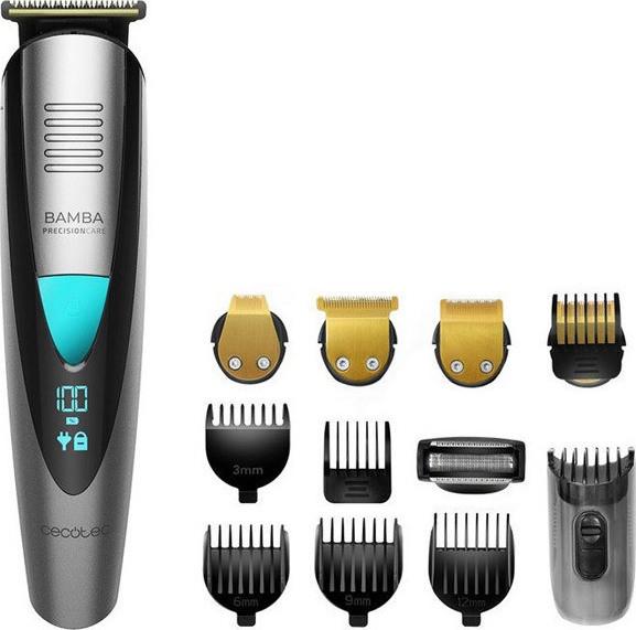 Триммер для бороди Cecotec 04220 Bamba PrecisionCare Multigrooming Pro