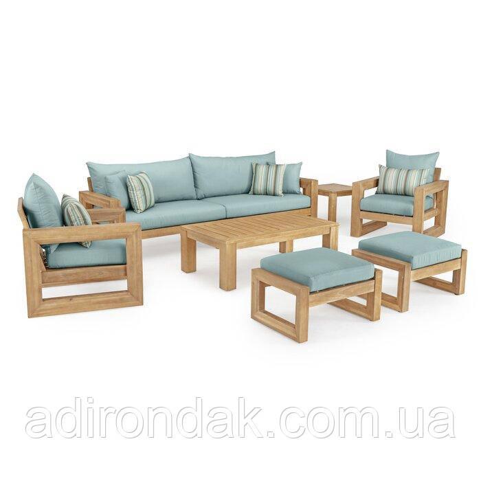 Комплект террасной мебели Bliss Blue