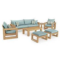 Комплект террасной мебели Bliss Blue, фото 1