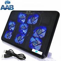 Подставка для ноутбука AAB Cooling NC85 Black, фото 1