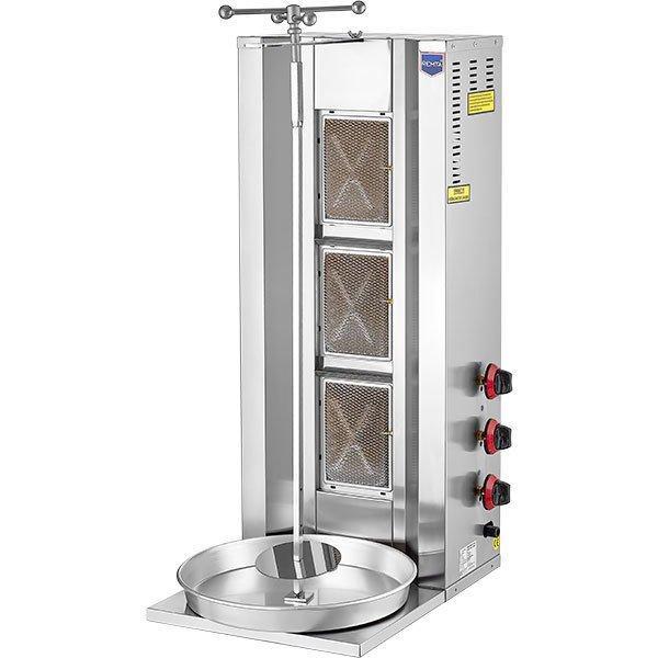 Аппарат для приготовления шаурмы газовый D12 LPG Remta (Турция)