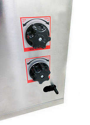 Аппарат для приготовления шаурмы газовый D12 LPG Remta (Турция), фото 2