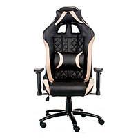 Геймерське крісло Special4You ExtremeRace 3 Black/Cream