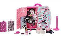 Кукла оригинал Лол ОМГ Глэм леди Долли и сестричка  L.O.L. lol Surprise! OMG Winter Disco Dollie 561798