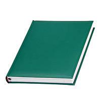 Ежедневник Рефлекс датированный зеленый, белый блок, от 10 шт